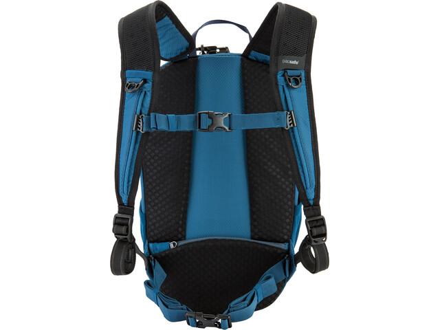 Pacsafe Venturesafe X12 Backpack blue at Addnature.co.uk